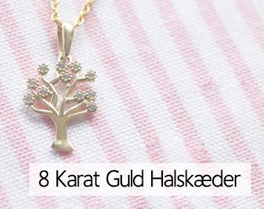 8 Karat Guld