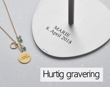 Hurtig/Ekspres gravering