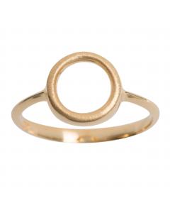 Nordahl, Icons Ring, Forgyldt