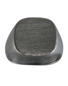 Nordahl, Personality Ring, Sort Sølv
