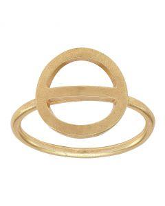 Nordahl, Shape Ring, Forgyldt
