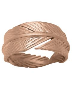 Nordahl, Nature Ring, Rosa Forgyldt