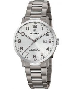 Festina 20435/1 - Titanium Date herreur