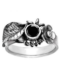 Rabinovich, Leaf Formation Ring, Sølv