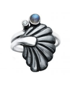 Rabinovich, Black Burdock Ring, Oxyderet
