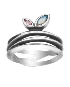 Rabinovich, Brave Beauty Ring, Sølv