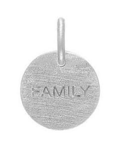 Frk. Lisberg, Family Vedhæng, Sølv