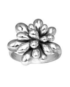 Rabinovich, Luxuriant Drops Ring, Sølv