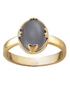 Rabinovich, Loving Embrace Ring, 14 Karat Guld