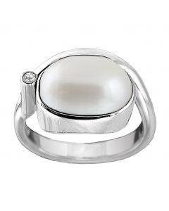 Rabinovich, Majestic White Ring, Sølv