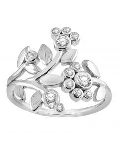 Rabinovich, Adorable Lace Ring, Sølv