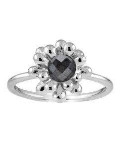 Rabinovich, Caring Nest Ring, Hæmatit/Sølv