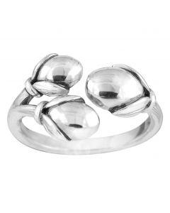 Rabinovich, Flower Bud Ring, Sølv
