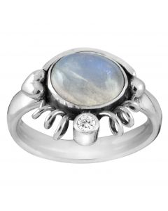 Rabinovich, Moon Light Ring, Sølv
