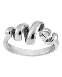 Rabinovich, Curly Diva Ring, Sølv