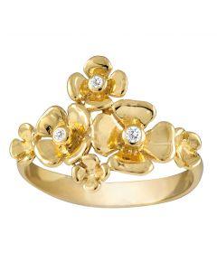Rabinovich, Marigold Ring, Forgyldt