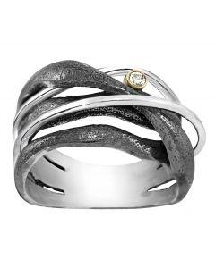 Rabinovich, Witch Hazel Ring, Sølv