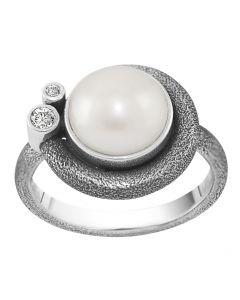 Rabinovich, Devine White Ring, Sølv