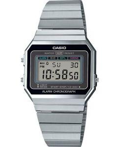 Casio A7000WE-1AEF - Pænt Classic