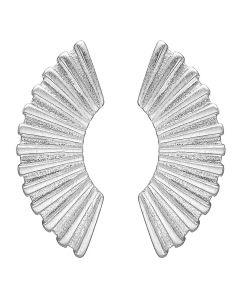 Enamel, Goddess Øreringe, Sølv