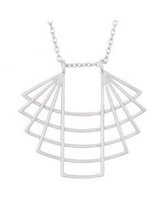 Pernille Corydon, Long Trace Halskæde, Sølv