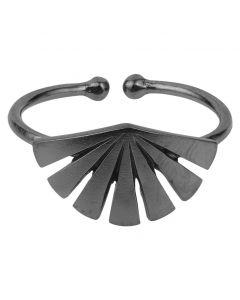 Pernille Corydon, Dawn Ring, Sort Sølv