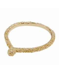 Trine Wilkens, Sparkling Princess Ring, Forgyldt